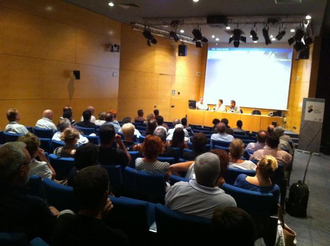 Actividad de la Cátedra de Cultura Científica (UPV/EHU) en 2012