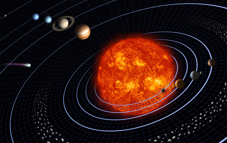 Una simulación más eficiente de la evolución del Sistema Solar