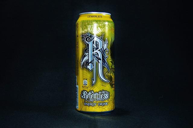 El lado oscuro de las bebidas energéticas