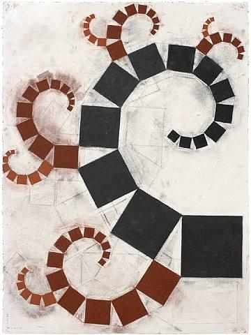 Imagen 3 - Mel Bochner pythagoras-4-2006