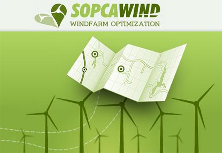 Sopcawind: cómo optimizar parques eólicos