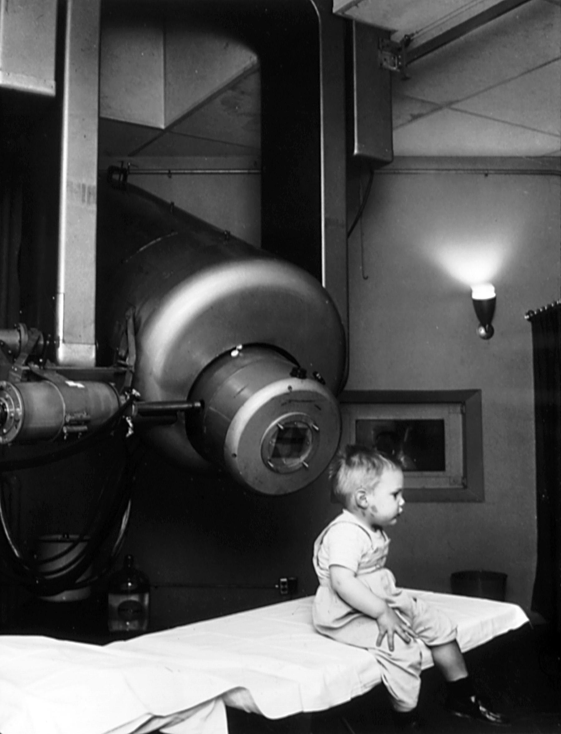 Edith Quimby, pionera de la radiofísica hospitalaria