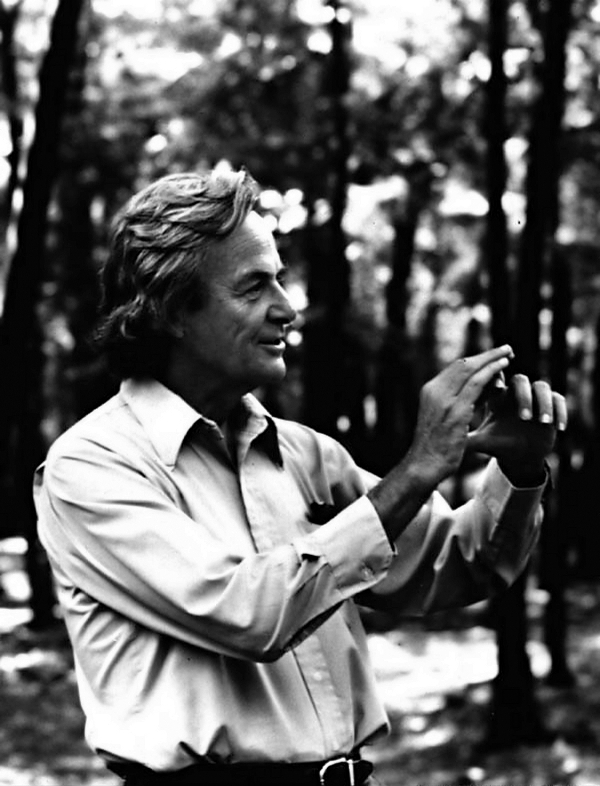 «Richard Feynman, un mago de la Física» por M.A. Vázquez-Mozo