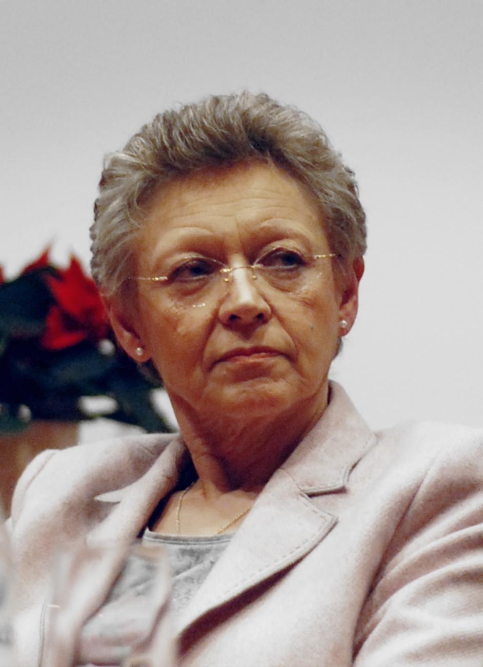Françoise Barré-Sinoussi entrevistada por Fabienne Aillet