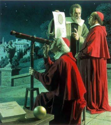 Galileo vs. Iglesia Católica redux (I): Antecedentes