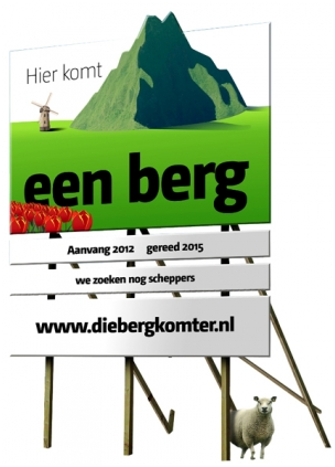 El neerlandés que subirá unos pocos metros pero bajará una montaña