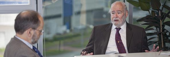 Imre Gyuk entrevistado por Jesús María Goiri