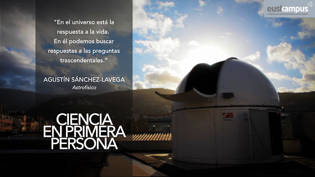 Ciencia en primera persona: Agustín Sánchez-Lavega