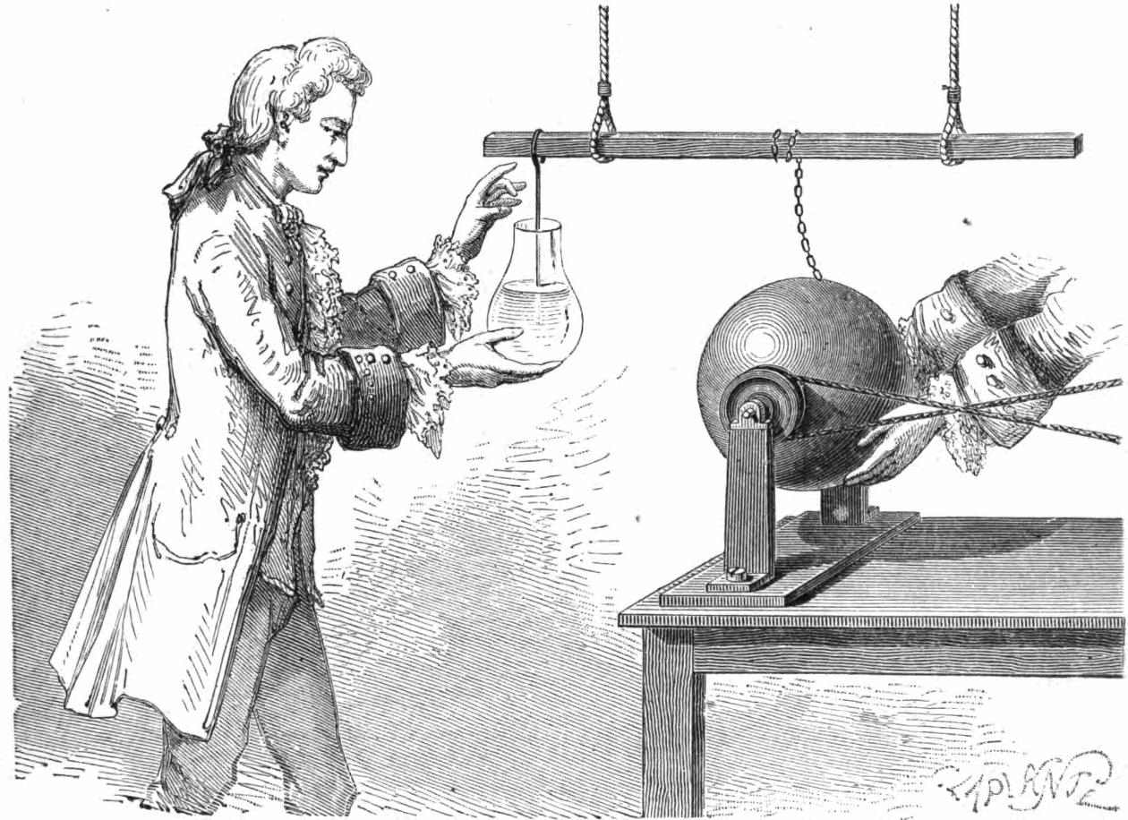 Imponderable: el primer modelo estándar de la física