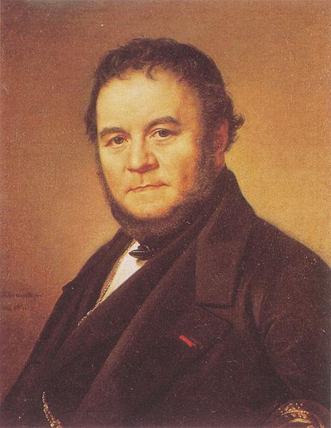 Stendhal, ¿un fallido matemático?