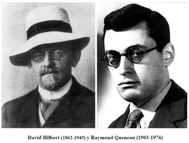 Los fundamentos de la literatura según David Hilbert