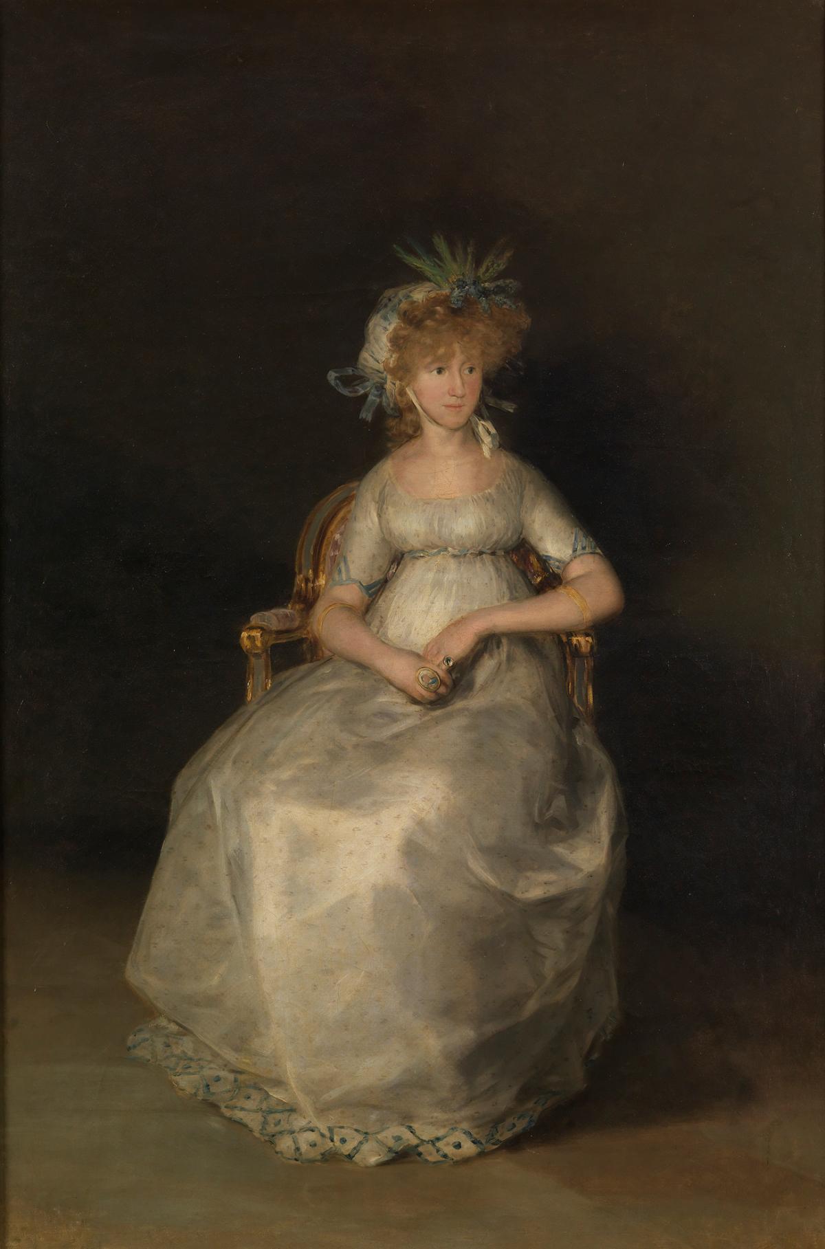 Radiografiando a Goya