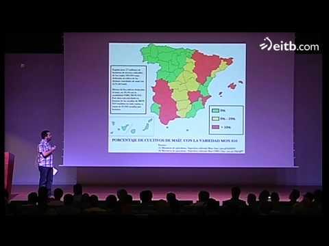 #Naukas13 De cómo mentir/manipular con mapas
