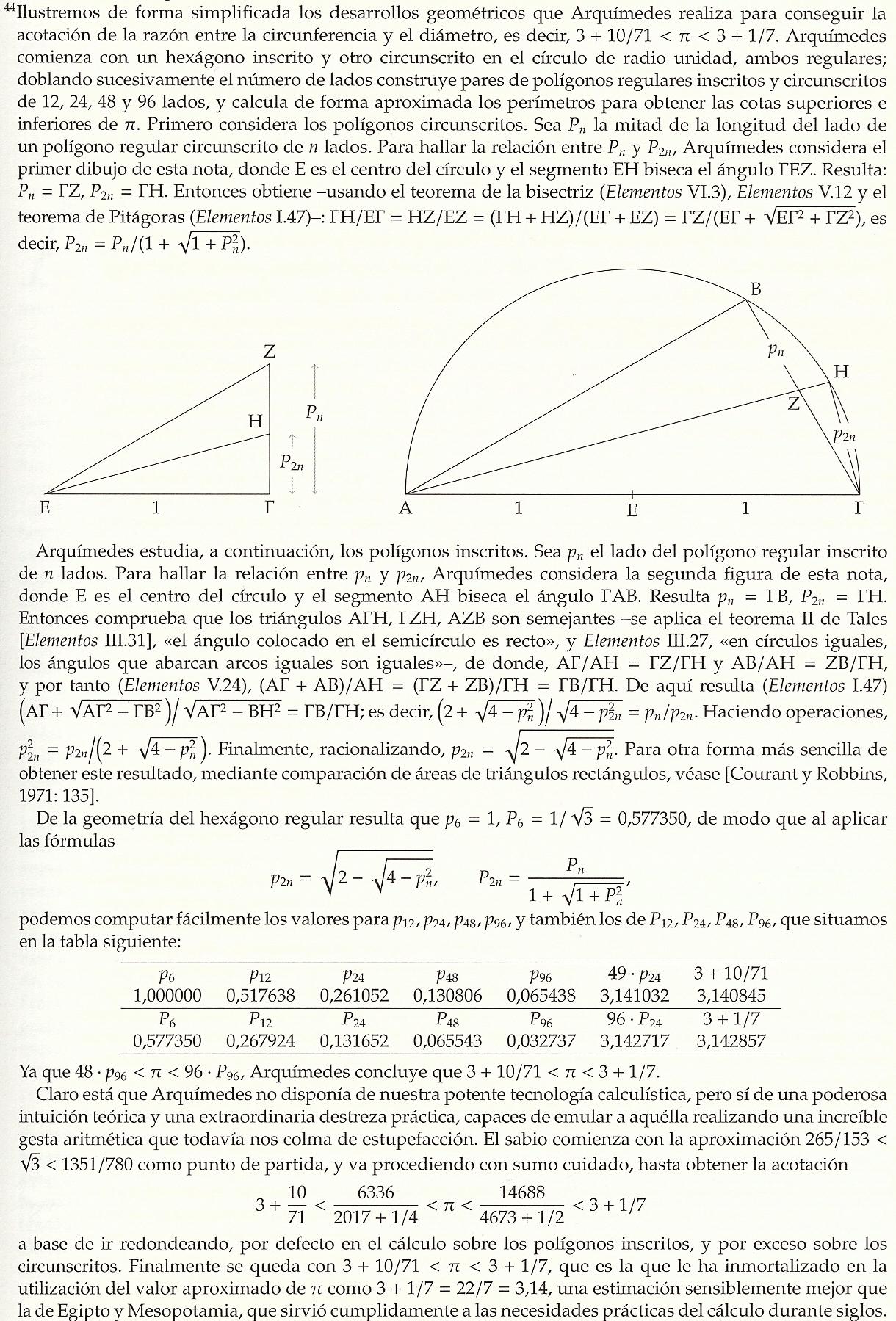 El asesinato de Pitágoras, historia y matemáticas (y II) — Cuaderno ...