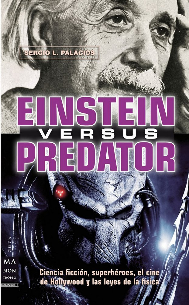 Ciencia para todos a través del cine y la literatura de ciencia ficción
