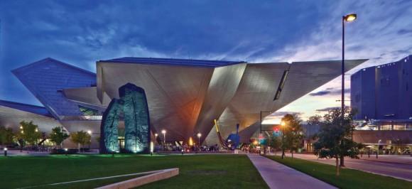 Museo de Arte de Denver, de Daniel Libeskind