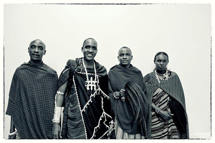 Lázaro Saitoti, un Masai en Facebook