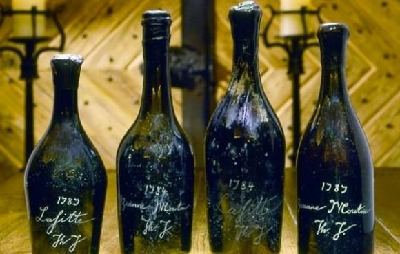 Las botellas de vino más caras de la Historia | imagen William Koch