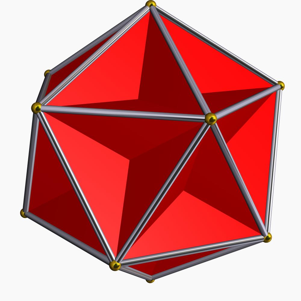 El rombododecaedro estrellado: arte, abejas y puzzles ...
