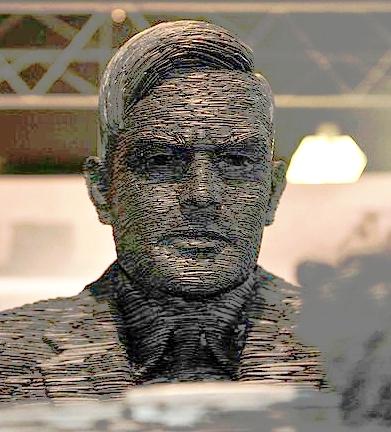 «Alan Turing, un genio incomprendido» por Alfonso Jesús Población