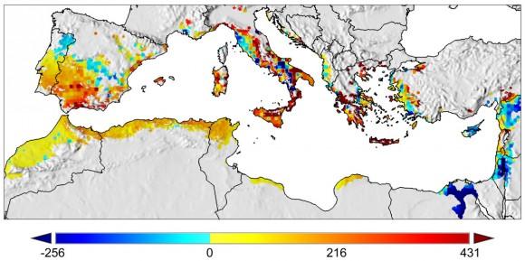 El calentamiento global del aceite de oliva