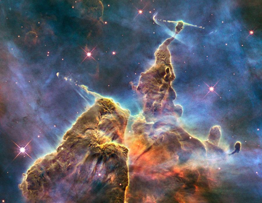 Una nueva cosmoquímica por descubrir gracias al efecto túnel cuántico