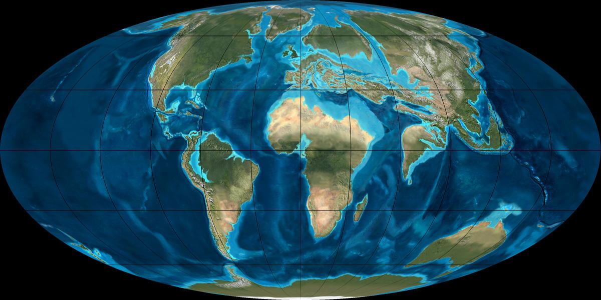 Los misterios que rodean al máximo térmico de hace 56 millones de años