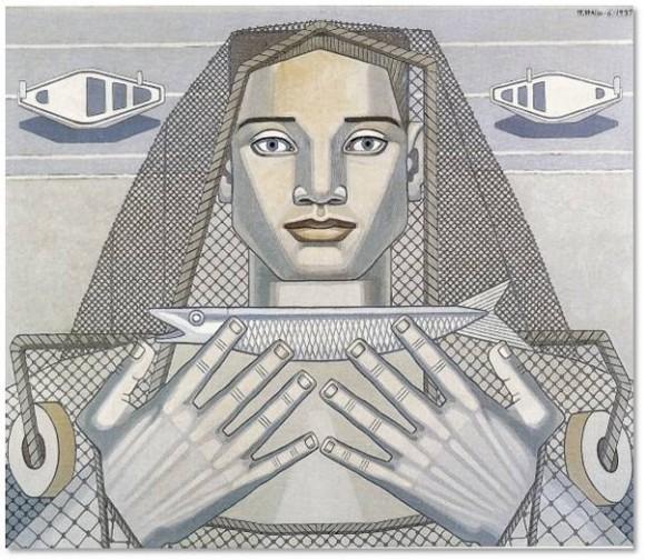 rquitectura humana (1937), Maruja Mallo.