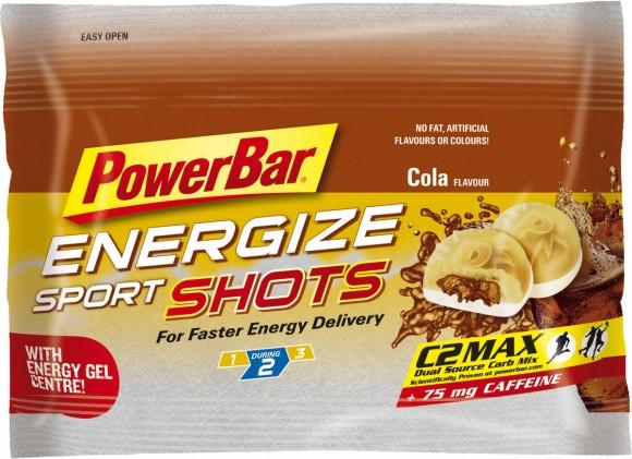Suplemento deportivo 75 mg de cafeína.