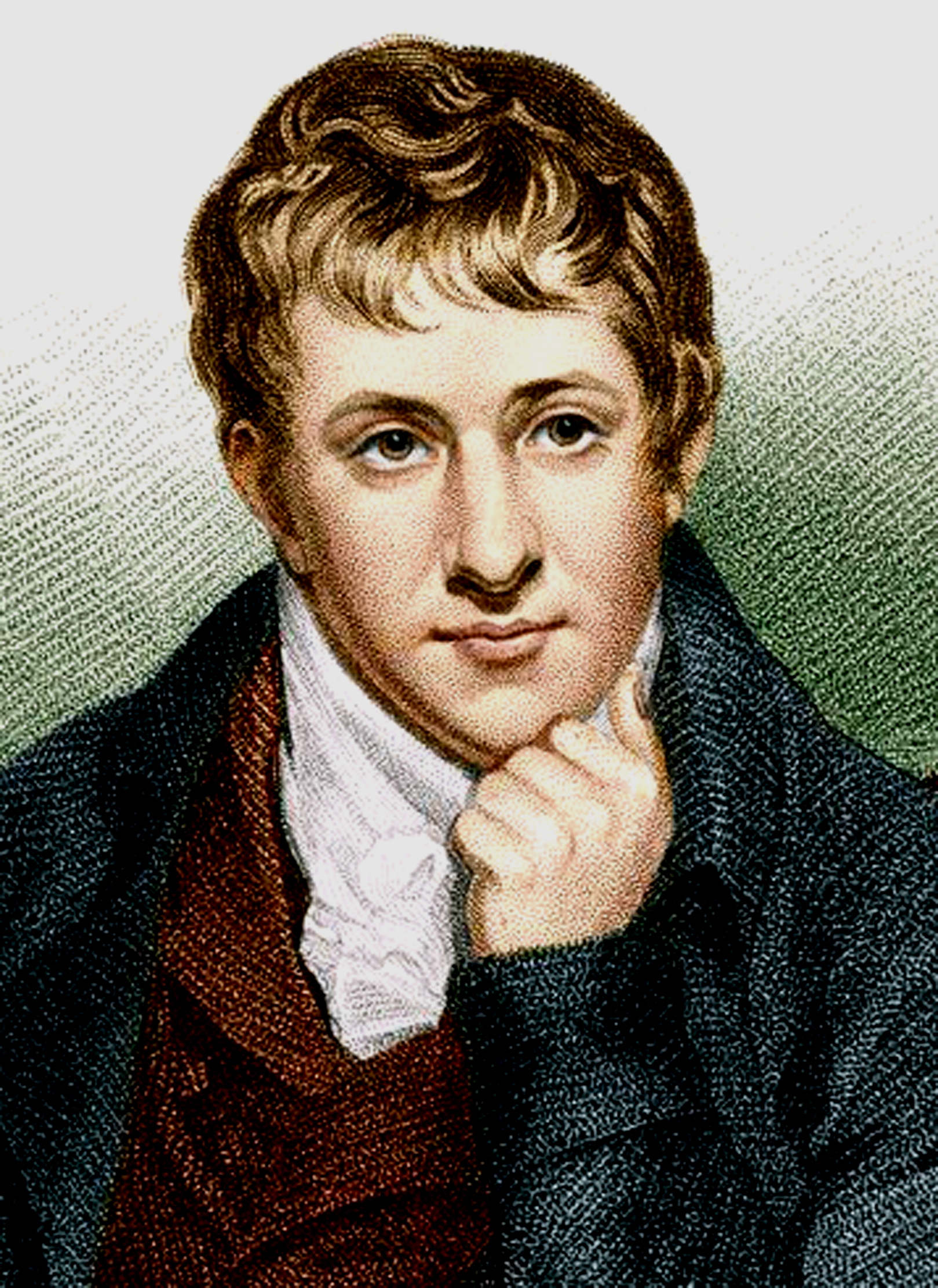 Humphry Davy, English chemist