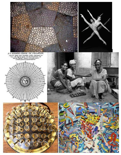 """Curso de verano. Cultura con """"M"""" de matemáticas: una visión matemática del arte y la cultura"""