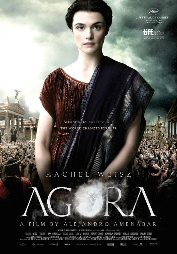 póster de la película Ágora