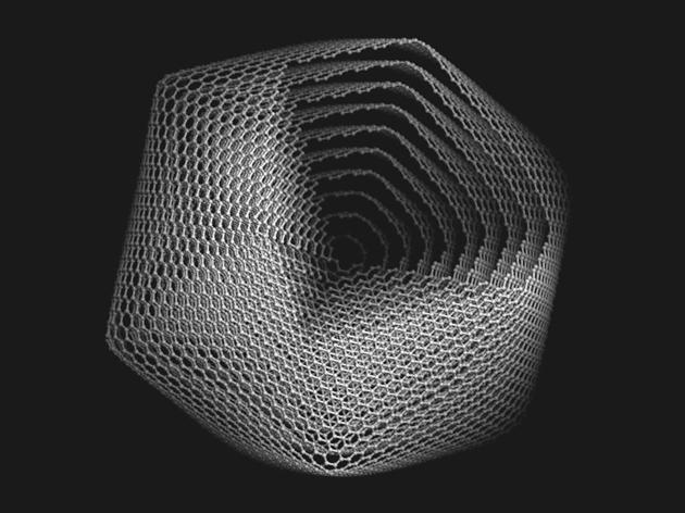 Un diamante ultraduro a partir de cebollas de carbono