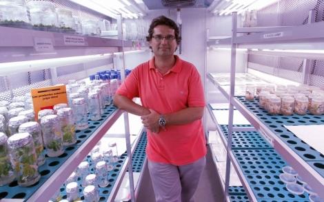«Biotecnología verde, revoluciones y generaciones» por JM Mulet