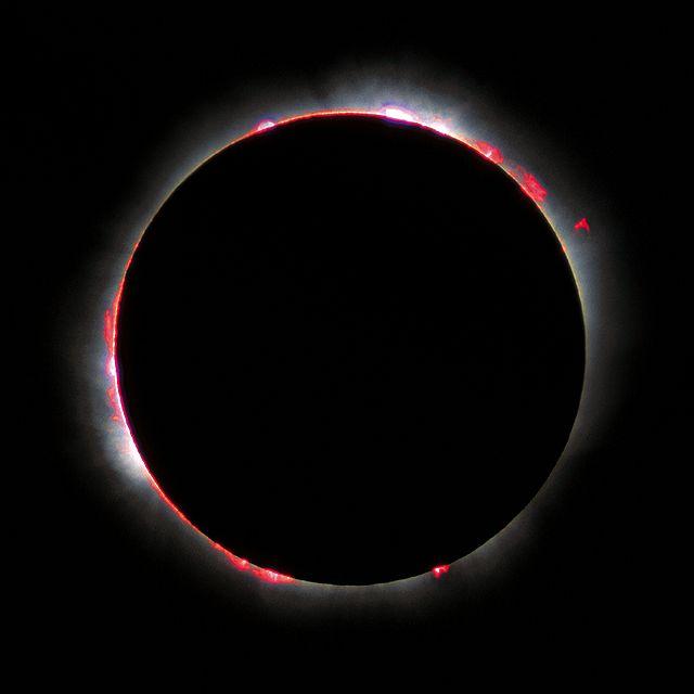 De los eclipses