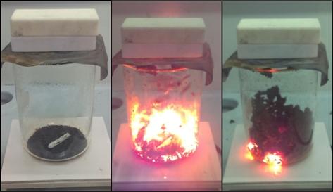Materiales tipo perovskita como contacto en pilas de combustible de óxido sólido