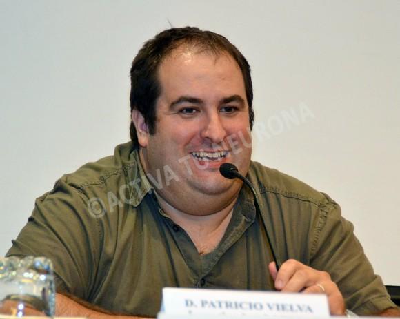 Patricio Vielva, investigador del IFCA.