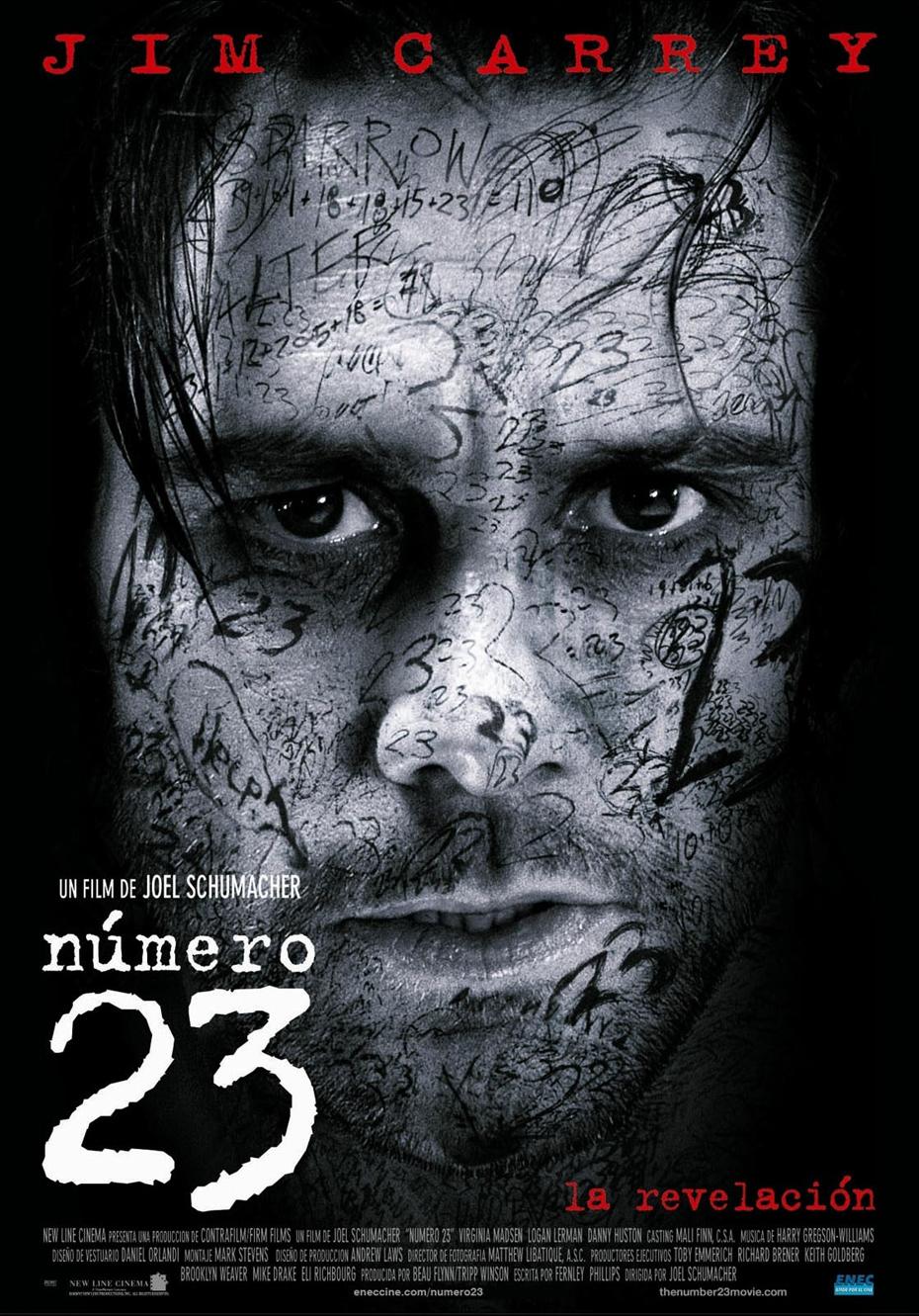 El enigma del número 23