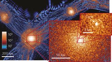 La estructura del universo como una interferencia cuántica