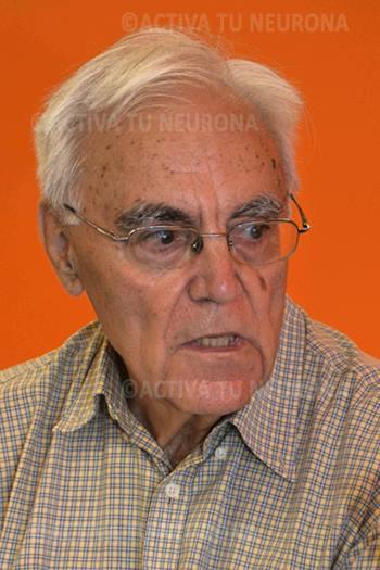 Thierry Juteau fotografiado por ©Izaskun Lekuona en Bilbao durante la entrevista para Activa Tu Neurona.