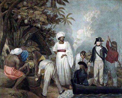 La Bounty, dos siglos después