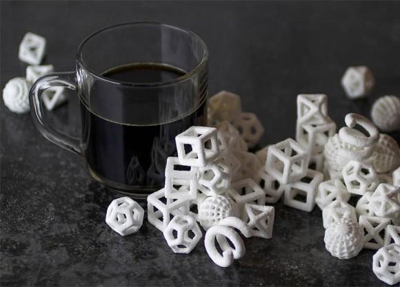 La revolución 3D entra también en la gastronomía