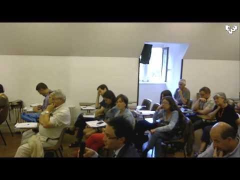 """Curso de verano """"Las dos culturas y más allá"""": Primera mesa redonda"""