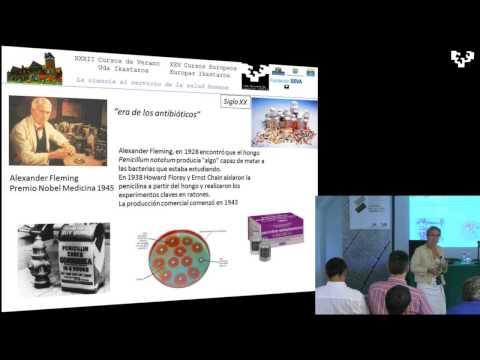 """Curso de verano """"Las dos culturas y más allá"""": La ciencia al servicio de la salud humana, por Icíar Astiasarán"""