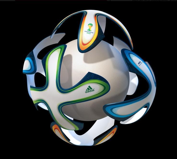 La ciencia del balón de fútbol