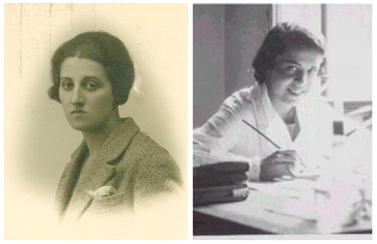 Redes internacionales de apoyo a las mujeres de ciencia a principios del siglo XX