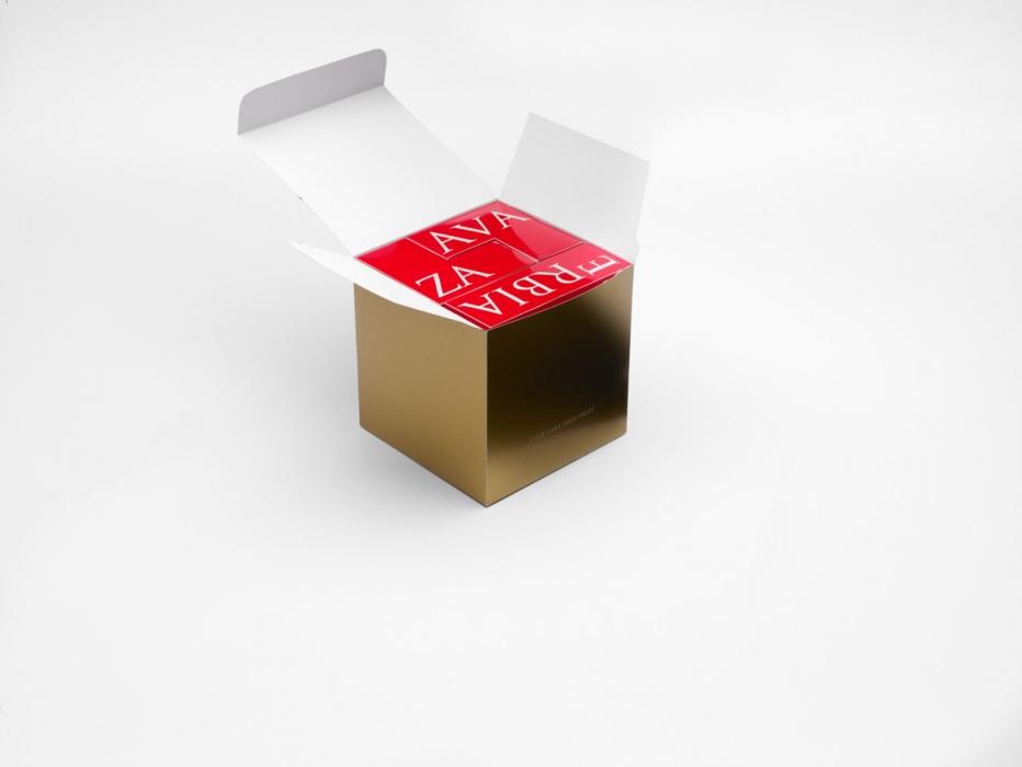 "Caja de bombones ""pecados capitales"" de Santos Bregaña"