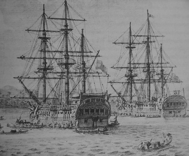 ¿Cómo se comía a bordo de la expedición Malaspina?