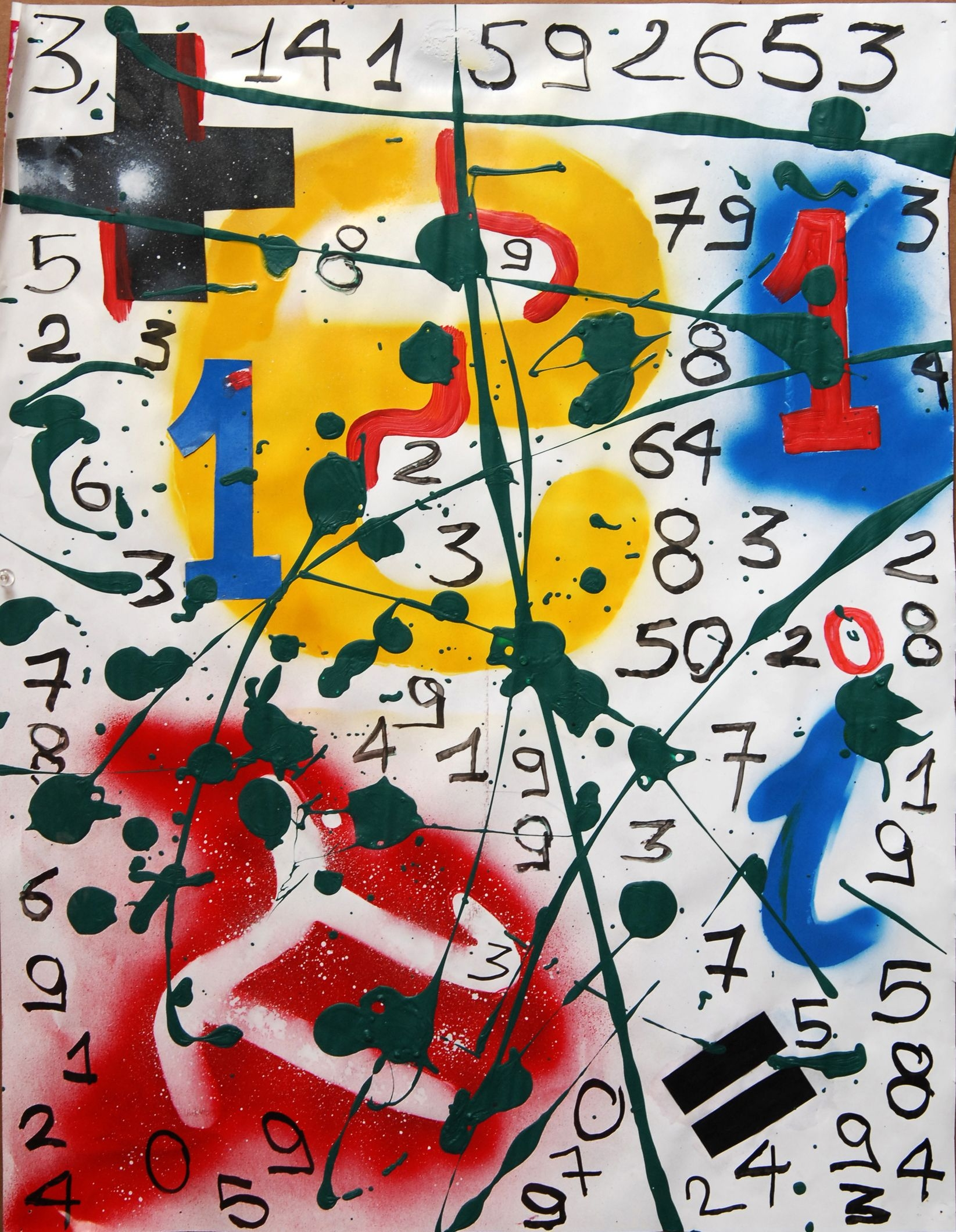 El trastorno obsesivo compulsivo y los números