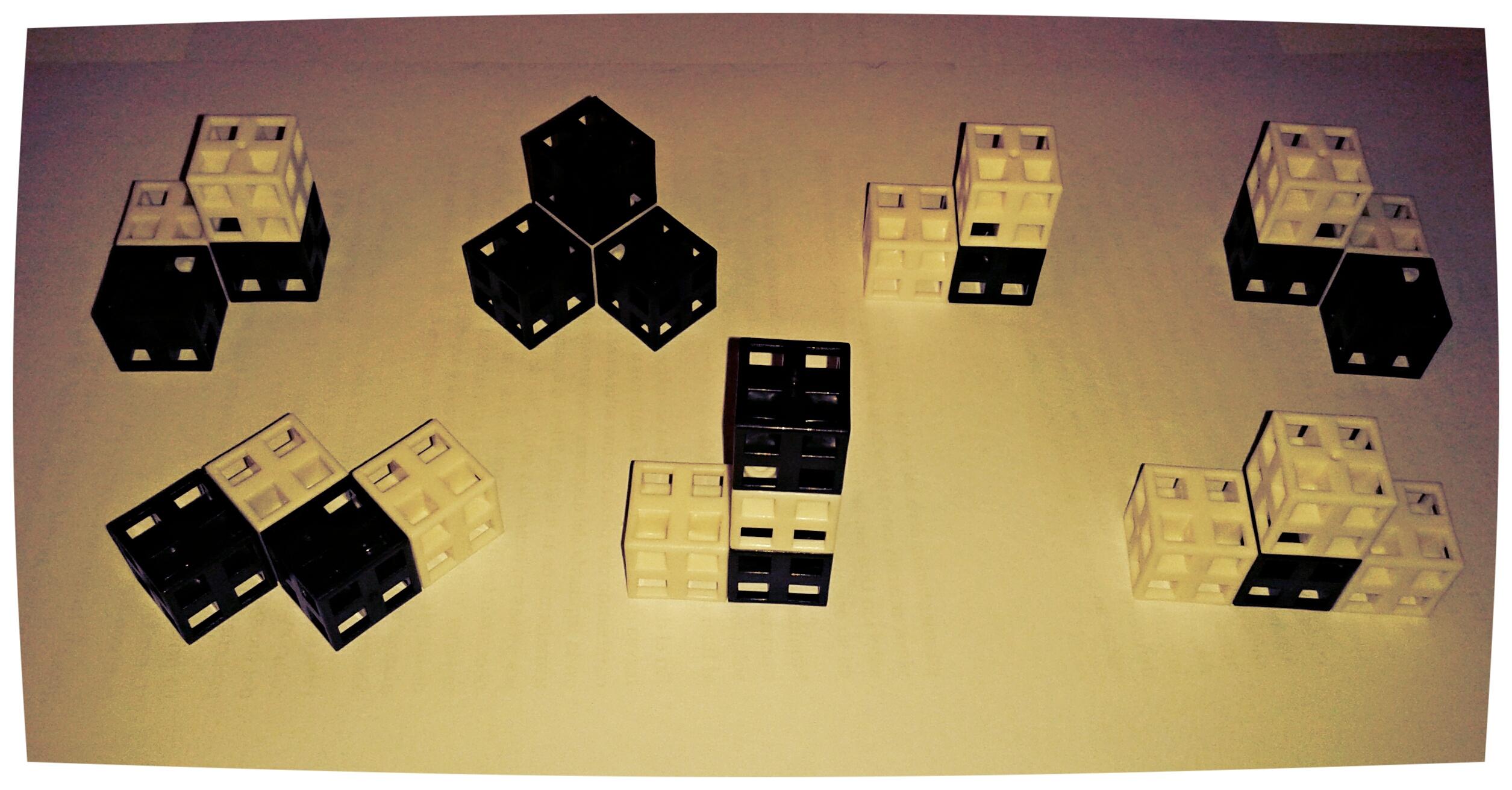 El cubo soma: diseño, arte y matemáticas - Cuaderno de Cultura ...